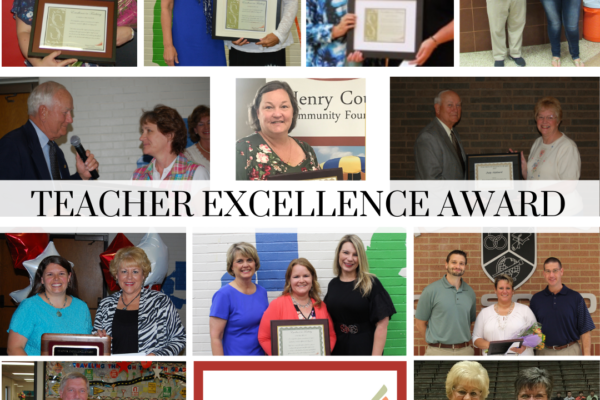 Teacher Excellence Award